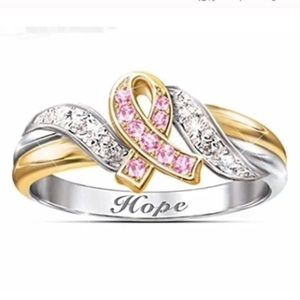 Hope for cancer ring